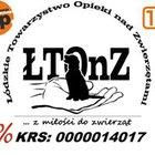 Łódzkie Towarzystwo Opieki nad Zwierzętami OPP KRS 0000014017 - awatar