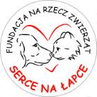 """Fundacja na rzecz zwierząt """"Serce na łapce""""-  Słupsk - awatar"""