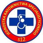 Jednostka Ratownictwa Specjalistycznego s12 - awatar
