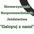 """Stowarzyszenie Rozpowszechniania Jeździectwa """"Galopuj z nami"""" - awatar"""