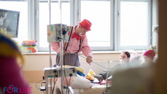 Zdjęcie opisu zbiórki Przeganiamy szpitalną nudę
