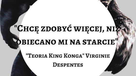 Zdjęcie opisu zbiórki Teoria King Konga