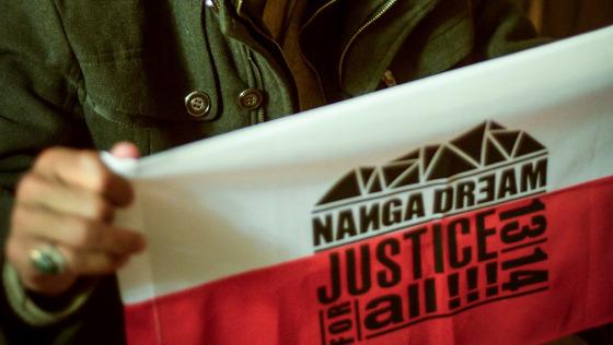 Zdjęcie opisu zbiórki Nanga Dream Justice For All