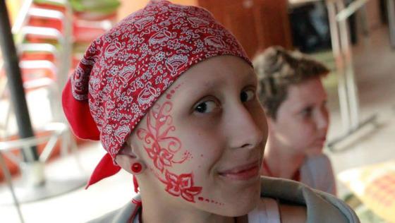 Zdjęcie opisu zbiórki Spokojny sen chorej na raka Kasi