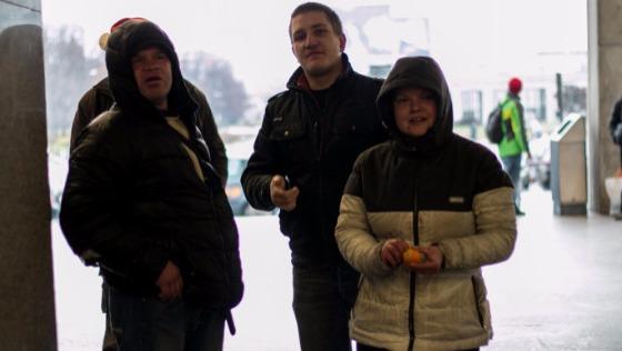 Zdjęcie opisu zbiórki Na ratunek bezdomnym ludziom