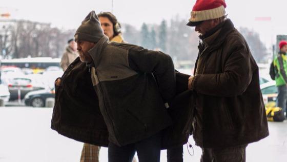 Zdjęcie opisu zbiórki Na ratunek bezdomnym