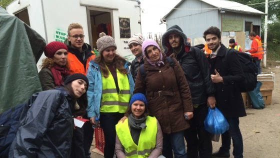Zdjęcie opisu zbiórki Pomoc dla uchodźców