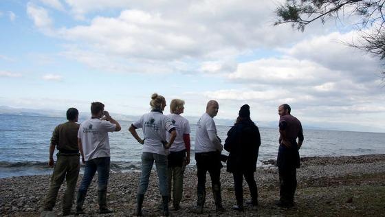 Zdjęcie opisu zbiórki Pomagamy uchodźcom w Grecji