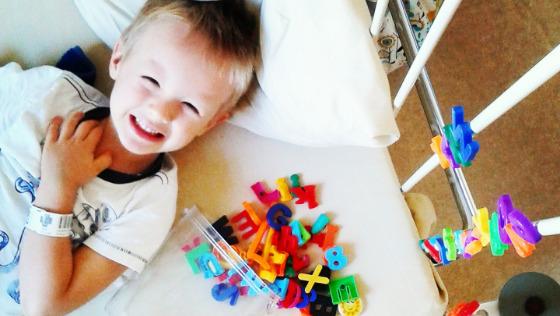 Zdjęcie opisu zbiórki Pomoc dla Szymusia z białaczką