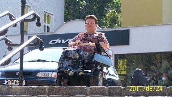 Zdjęcie opisu zbiórki Niestać mnie na nowy wózek