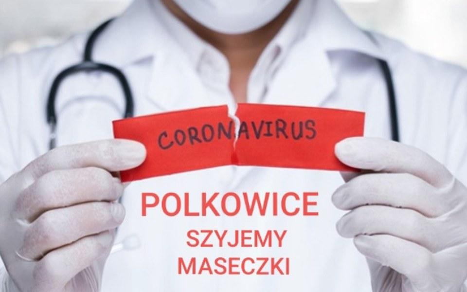 Zbiórka Polkowice - SZYJEMY MASECZKI - zdjęcie główne