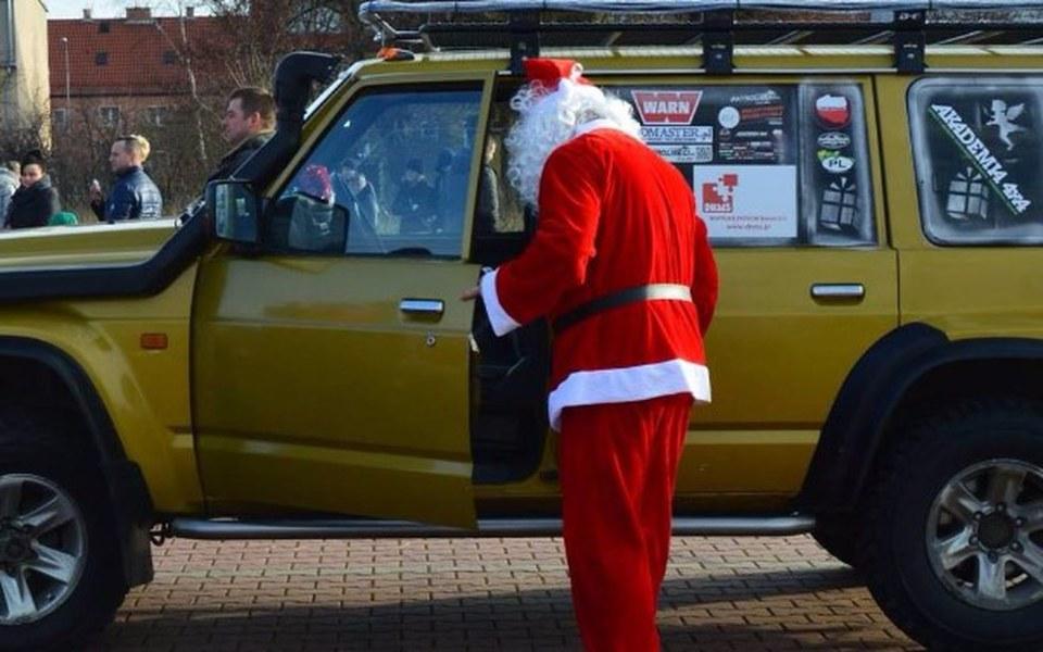 Zbiórka Święty Mikołaj - zdjęcie główne