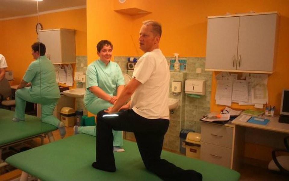 Zbiórka 4 Tygodnie Rehabilitacji - zdjęcie główne
