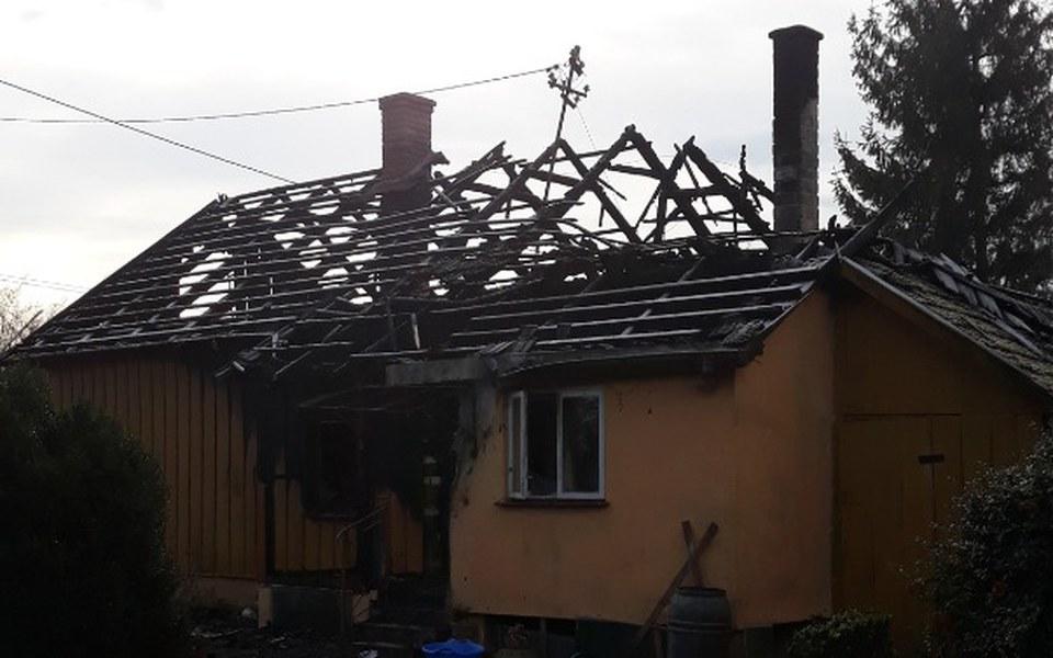 Zbiórka Pomoc ofiarom pożaru - zdjęcie główne