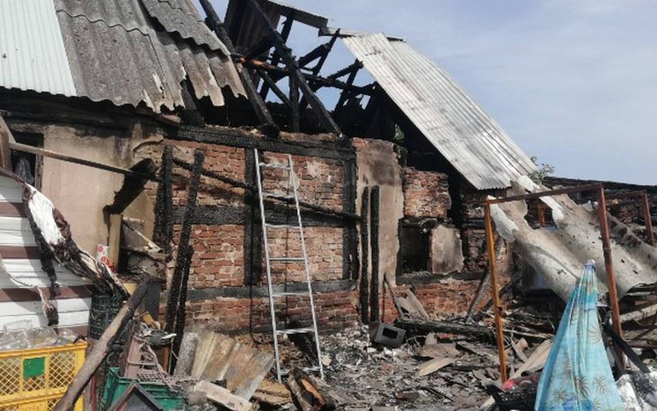 Zbiórka Odbudowa domu dla Mileny - zdjęcie główne