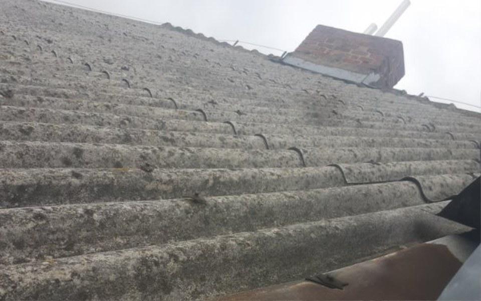 Zbiórka Wymiana dachu z AZBESTU - zdjęcie główne
