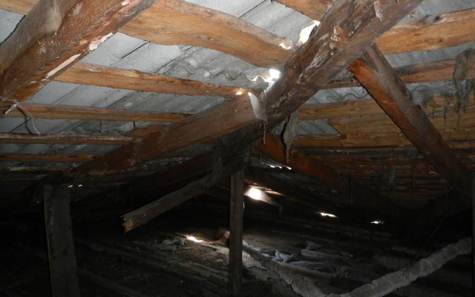 Zbiórka Nowy dach dla Lubieszowa - zdjęcie główne
