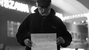 Zbiórka Pomoc bezdomnym podczas pandemii - miniaturka zdjęcia