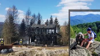 Zbiórka Odbudujmy Tomkowi dom po pożarze - miniaturka zdjęcia