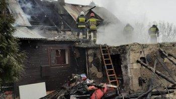 Zbiórka Pomoc pożar domu-Pietrzykowice - miniaturka zdjęcia