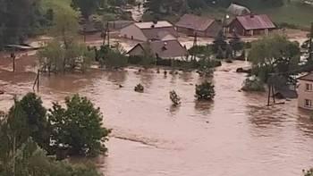 Zbiórka Pomoc po powodzi dla 2 RODZIN - miniaturka zdjęcia