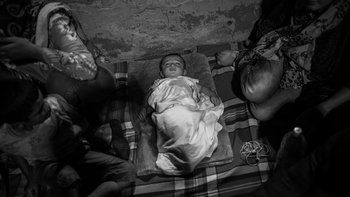 Zbiórka Pomoc rodzinom na Lesbos - miniaturka zdjęcia