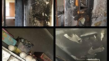 Zbiórka Pożar zniszczył mieszkanie - miniaturka zdjęcia