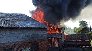 Zbiórka Pomoc rodzicom po pożarze. - miniaturka zdjęcia