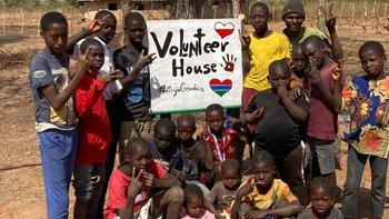 Zbiórka Gambijski Dom Wolontariusza - miniaturka zdjęcia