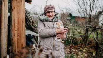 Zbiórka Pomóżmy bezdomnym kotom p. Zosi - miniaturka zdjęcia