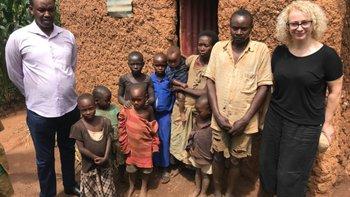 Zbiórka Pomoc dla Rwandy - miniaturka zdjęcia