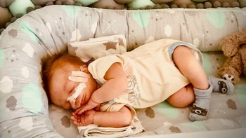Zbiórka Walczymy o zdrowie Szymka - miniaturka zdjęcia