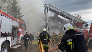Zbiórka Pożar Lidkowego Domu - miniaturka zdjęcia
