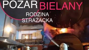 Zbiórka BIELANY POŻAR Rodzin Strażackich - miniaturka zdjęcia