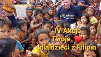 Zbiórka Nasze serce dla dzieci z Filipin - miniaturka zdjęcia