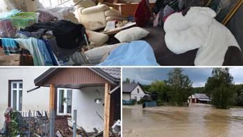 Zbiórka Powódź zniszczyła dom. Pomóżmy - miniaturka zdjęcia