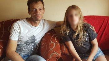 Zbiórka Piotr z córką Julią - miniaturka zdjęcia