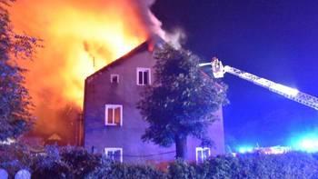 Zbiórka Pożar zabrał dom samotnemu ojcu - miniaturka zdjęcia
