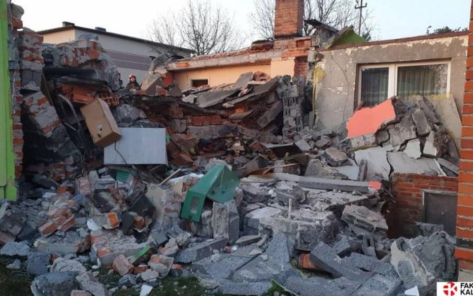 Zbiórka Wybuch gazu zniszczył ich dom - zdjęcie główne