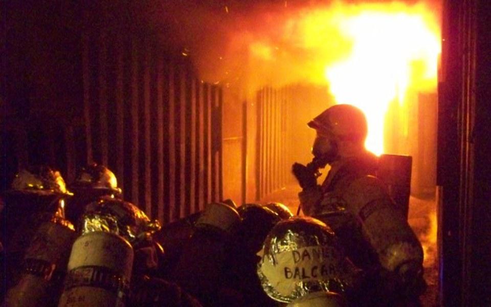 Zbiórka Trenażer ogniowy w OSP - zdjęcie główne
