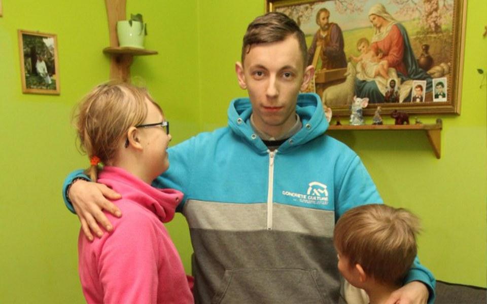 Zbiórka Pomoc dla 21. letniego Mateusza - zdjęcie główne