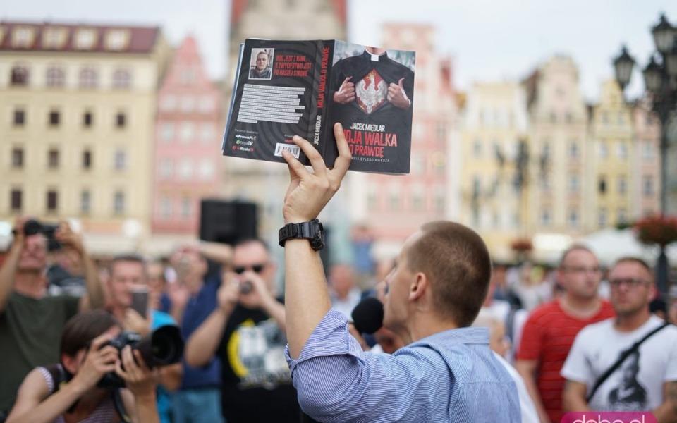 Zbiórka Wsparcie J. Międlara i wPrawo.pl - zdjęcie główne
