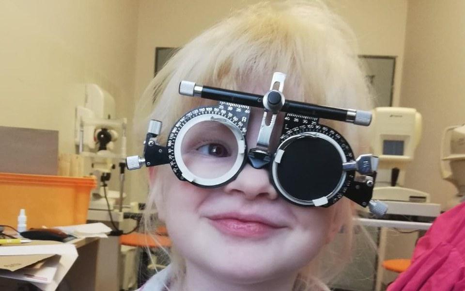 Zbiórka Okulary Adrianki - zdjęcie główne