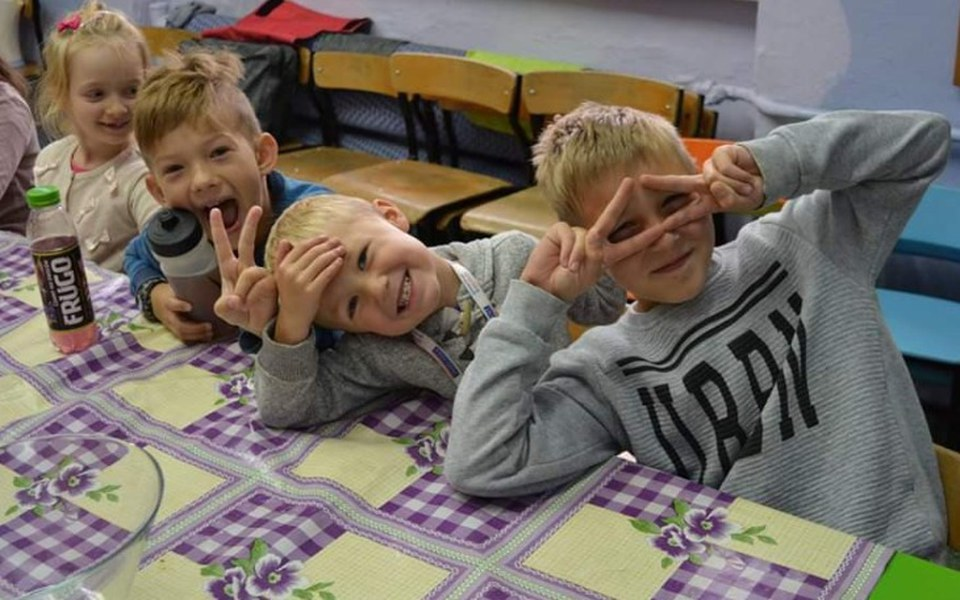 Zbiórka Ciepło i bezpiecznie w Szkole - zdjęcie główne
