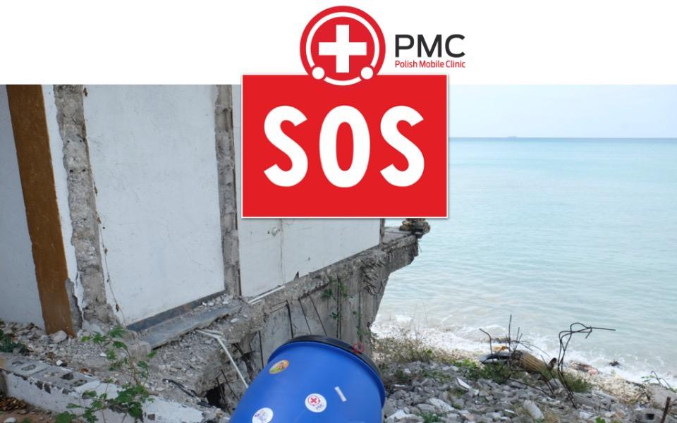 Zbiórka SOS HAITI - Polacy na Haiti /PMC - zdjęcie główne