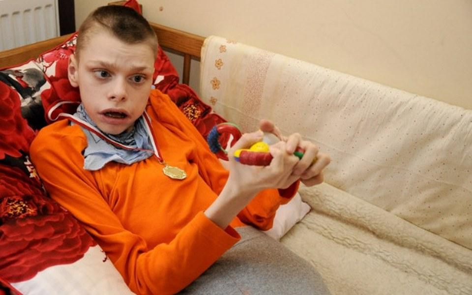 Zbiórka Rehabilitacja dla Damiana - zdjęcie główne