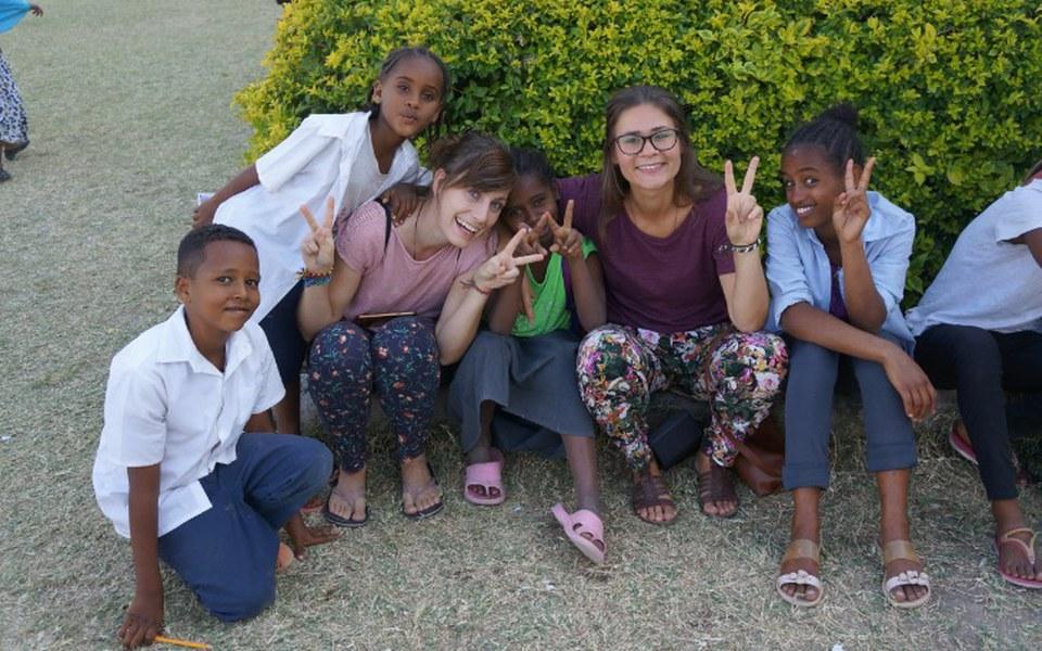 Zbiórka Dom dla nauczycieli w Etiopii - zdjęcie główne