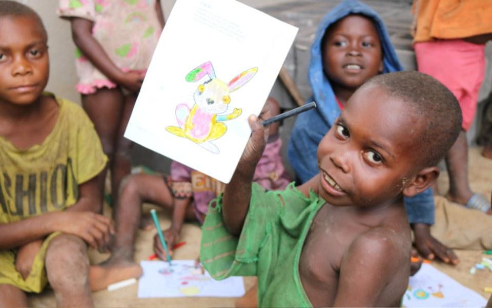 Zbiórka Z pomocą dla Pigmejów - zdjęcie główne