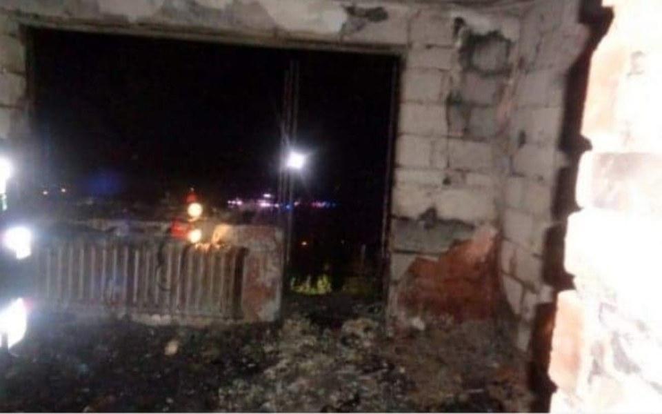 Zbiórka Dom zniszczony pożarem - zdjęcie główne