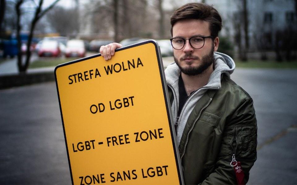Zbiórka Projekt LGBT-free zones - zdjęcie główne